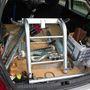 Egy átlagos autó csomagtartójában simán elfér