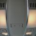 A beltéri világítás konzoljának gyönyörű szimetriája...