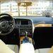 Az Audiban a gyönyörű anyagok és színválasztás ellenére látszik, nem vadiúj modell