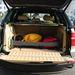 A hátsó ülésekkel 680 literes a csomagtartó