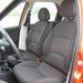 A Fiat, akár a Stilóban, az Albeában is túlkombinálta az első ülést. A deréktámasz kényelmetlen nagydaraboknak