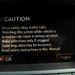 Igen, megígérem, hogy nem perelem be a Lexust, amiért menet közben a képernyőt figyeltem és összetörtem magam