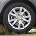 Az 5x2 küllős felni is illik az autóhoz: könnyed, alu, de nem hivalkodó