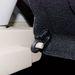 Itt a gyűrű, ami a kalaptartó visszaszerelése után hajlamos lecsúszni