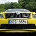 A hammbekaplak-fílinget a WRC-autóktól kölcsönvett alsó rács adja