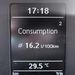 Euroringi RS-fogyasztás, gázolajból