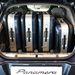 Ahhoz képest, mekkora a Panamera, nem nagy a 445 literes csomagtér, négy bőrönd azért így is belefér.