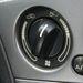 A ventilátor tekerője jobbra tekerve külső levegőt fúj, balra tekerve belsőkeringet