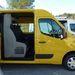Master Double Cab, hátul négy ülőhellyel és rengeteg pohártartóval - ideális munkáskocsi