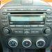 Az MP3 képes hifi nem szól valami szépen, cserébe a legkarcosabb CD-vel is megbirkózott. Egy fülhallgató-kimenet kéne mellé