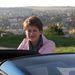 Veronika dicsérte az autó ergonómiáját, a kényelmes ülést, a jó fogású kormányt