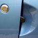 Az ajtók a Twingo-szisztéma szerint nyílnak