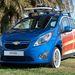 A szörfös Spark a brit Chevrolet-forgalmazó tréfája