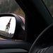 X1: nagyok és masszívak a külső tükrök, ahogy az egy SUV-hez illik