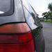 Ez a törésvonal körbefut az autón, a hátsó lámpákon is jelen van.