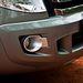 Mivel az ívek miatt szokni kell az autó orrát, könnyű lekarcolni a lökhárítót