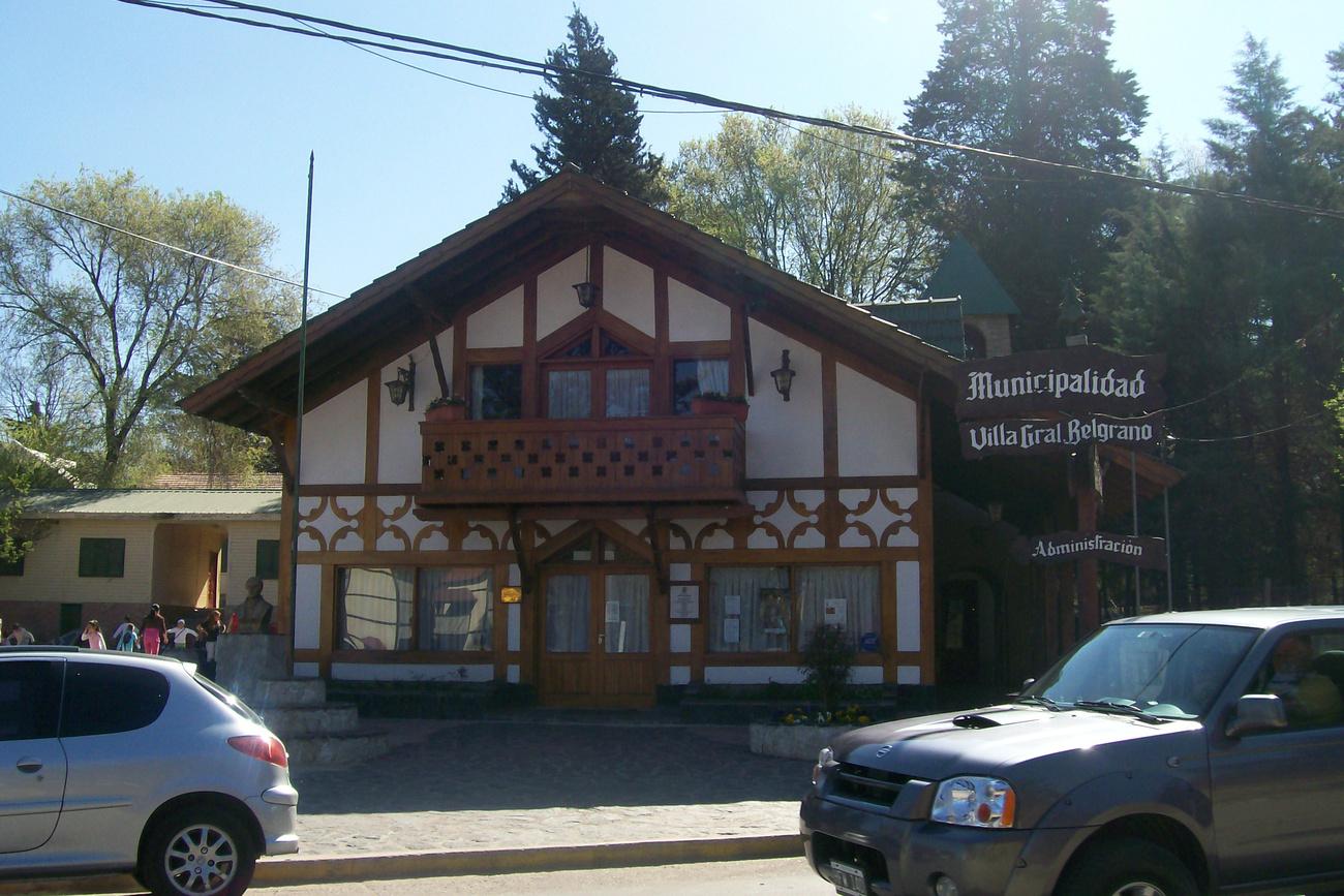 A kis argentin falu a mai napig a német hagyományokat követi