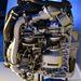 217 kilós a motor, ami önmagában is szép teljesítmény