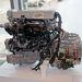A Prius/Auris váltó nehezebb, nagyobb, és léghűtéses