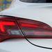 Az Opel újkori design védjegye a pipa. Minden modellen van belőle, itt a lámpában is megvan