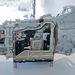 A váltóelektronika. A hétgangos szerkezetnek saját olajhűtője is van