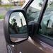 A visszapillantó elektromosan állítható, fűthető és parkolás után automatikusan behajtódik