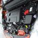 Az egyhatos TDCi motor kapott egy kis burkolatot