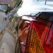A hátsó lámpa légterelői a légellenállást javítják és a szélzajt csökkentik