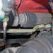Még a gumiharmonika is eredeti a kormányművön