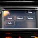 A Toyota szokásos, érintőképernyős rendszere gyors és egyszerű, pár menüpont az egész