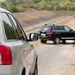 Terepen a VW jutna messzebb, a Volvóban egy Haldex-kuplungos automatikus 4x4 rendszer van, de ez sem rossz