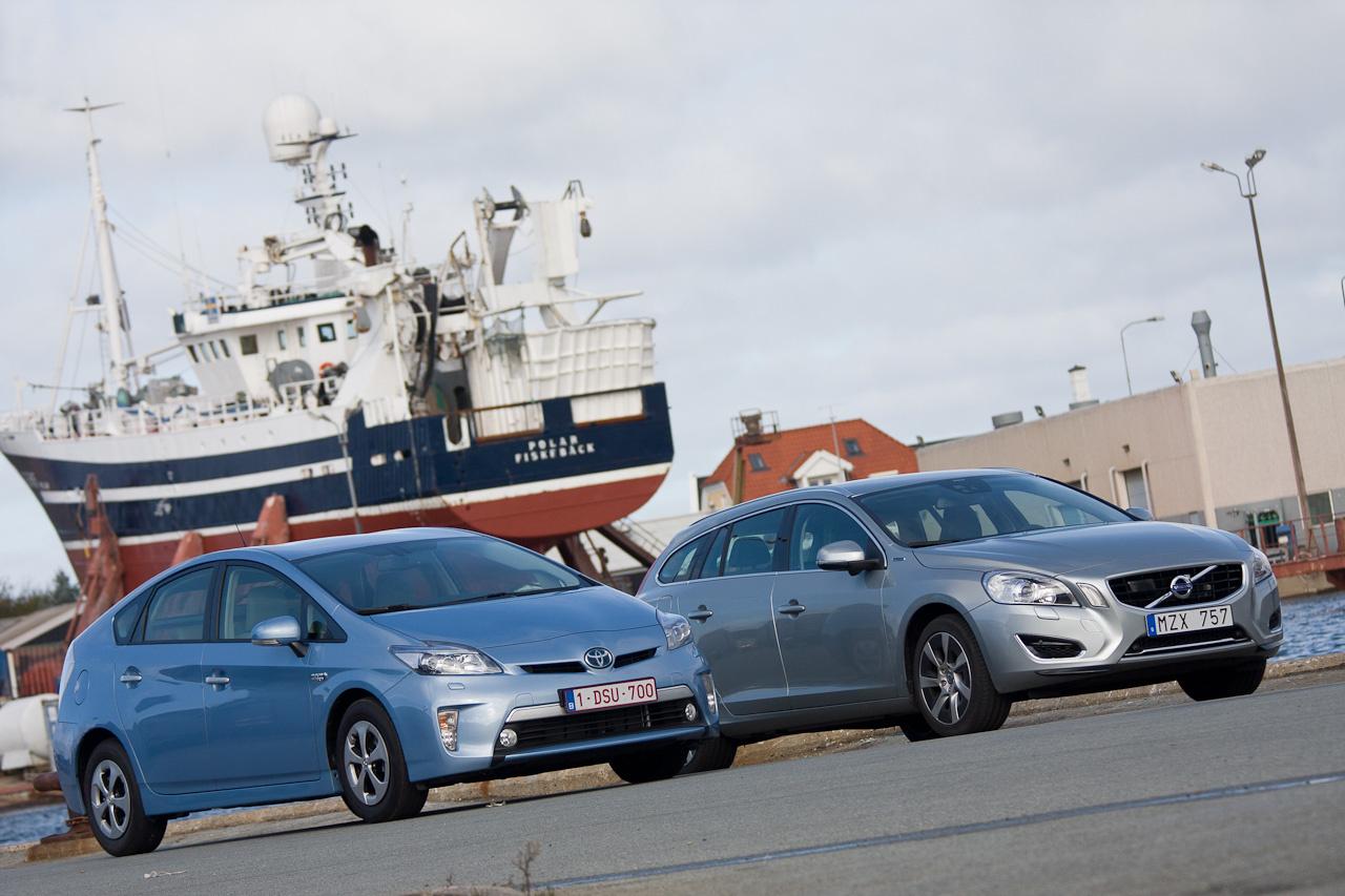 Két személlyel tényleg isteni a Volvo