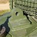 NATO-szabvány szerinti emelési pontok a tetőn