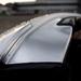 Szép részlet no.2: az alumínium, teherviselő szélvédőkeret