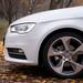 Nagyon jól néztek ki rajta a felnik, az ilyen százezres apróságoktól lesz az Audinak Audi-formája