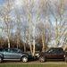 A két autó teljesen másként van hangolva, és eltérő értékeik nagyjából kiegyenlítik egymást