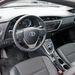 Egy Toyota-belső: semmi fakszni