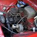 Ott a fékszervó, a fűtésdoboz, az akku - de hol a motor?