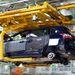 C-MAX-ok is készülnek Valenciában, ebbe ép felcuppantották a futóműveket és a motort