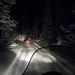Így túrázik a svéd télen