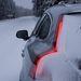 Ha felveri a havat, a V60 lámpái sem látszanak