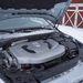 Itt csak a dízelmotor és a kissé módosított váltó lakik