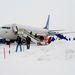 Svédországban kicsit kevésbé pánikolnak, ha havas a reptér