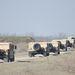 A Humvee-konvoj még nálunk is fotogén
