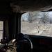 Szűkös a szlalompálya, de a Humvee-k megoldják