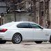 Az összes BMW identitási jegyet magán viseli: hokiütő, cápauszony antenna, szedán, lapos hátsó szélvédő, hosszú orr, rövid első túlnyúlás.