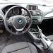 Egyáltalán nem szűkös a legkisebb BMW