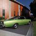 A feltűnő, különleges szín gyári kódja 303, a gyári neve zöldcitrom