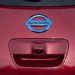 Kék lett a Nissan logó