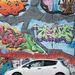 Street art Oslóban
